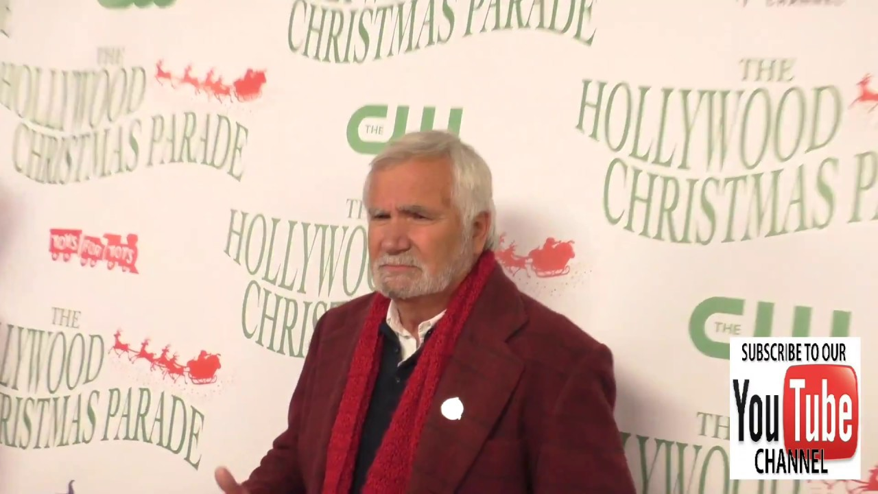 John McCook at the 85th Annual Hollywood Christmas Parade in ...