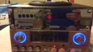 MP3 USB магнитола NNS NS-150u