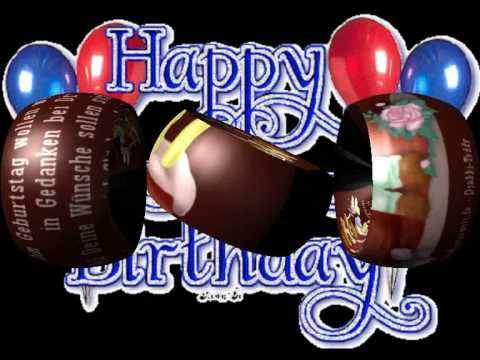 Du Hast Heut Geburtstag Geburtstag