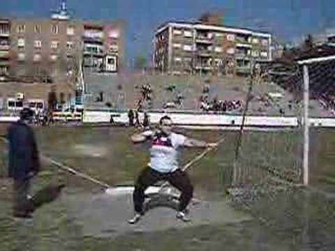Lanzamiento Peso Victor Alcazar (Shot Put)
