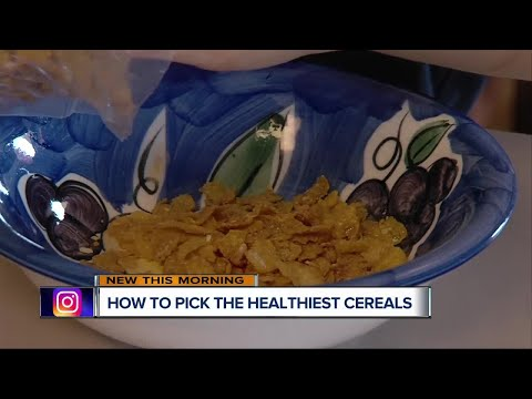 How to pick the healthiest cereal