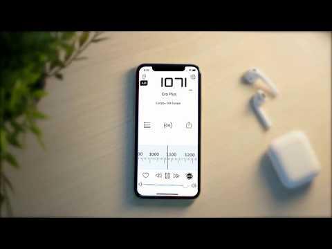 Analog Radio - the radio iOS app