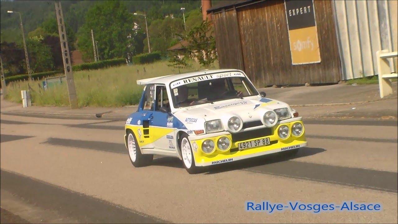 Rallye voiture