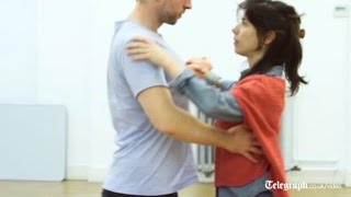 Sally Hawkins/Rafe Spall CONSTELLATIONS (some dancing) part 1
