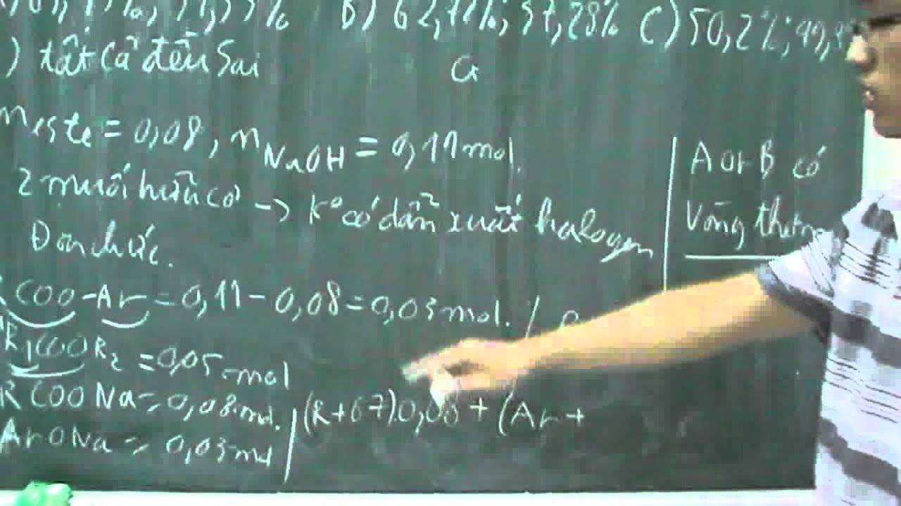 THÊM MỘT LẦN : Giải đáp câu hỏi môn Hóa học – truonghocso.com