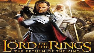 The lord of the rings The return of the king PC Полное прохождение