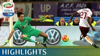 Download Video Fiorentina - Roma 1-2 - Highlights - Matchday 9 - Serie A TIM 2015/16 MP3 3GP MP4