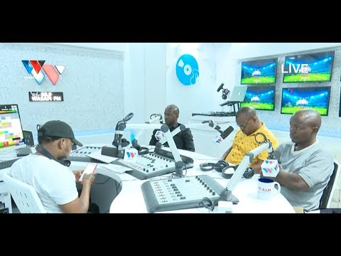 #LIVE : SPORT ARENA NDANI YA WASAFI FM 88.9 (JANUARY 06, 2020)