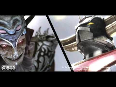 Grendizer ArchEnemy - trailer by C4DTEAM