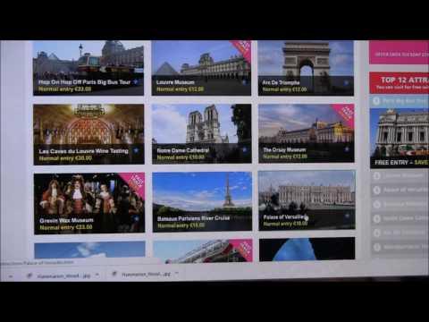 Paris Pass review 2017