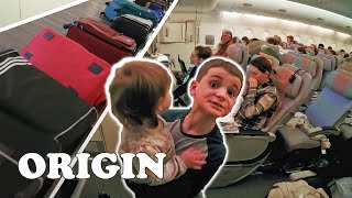 Taking A Long Haul Flight With UK's Biggest Family! | 19 Kids and Counting