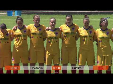 South Tyrol 3-2 Occitania [EUROPEADA2016 Women]