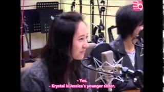 "Download Video Taeyeon calls Krystal ""Soojung"" MP3 3GP MP4"