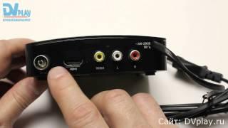 BBK SMP125HDT2 - обзор цифрового ресивера(Обзор цифровой ТВ приставки BBK SMP125HDT2. Подробнее на сайте ..., 2014-04-23T13:02:39.000Z)