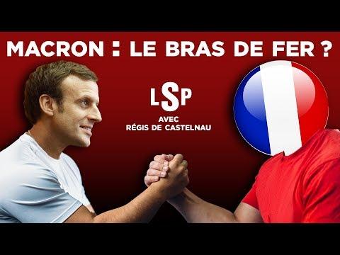 Macron et les Français : le bras de fer - Le Samedi Politique avec Régis de Castelnau