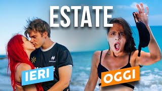 ESTATE - IERI VS OGGI - iPantellas w/Himorta