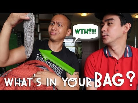 WHAT'S IN YOUR BAG?! | Vlog #207