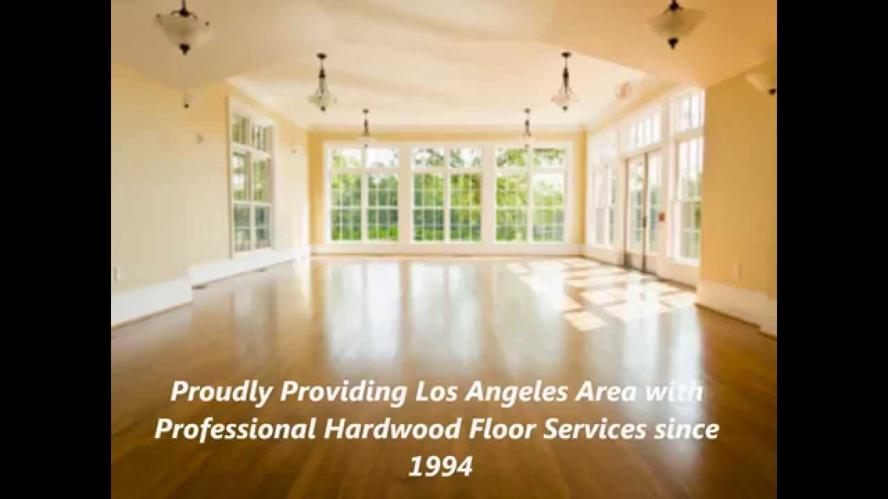 Los Angeles Hardwood Floor Refinishing And Installation Of Wood Flooring