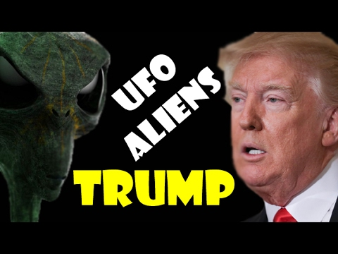 TRUMP Disclosure UFO & Aliens / STEPHEN BASSET 2017 / update