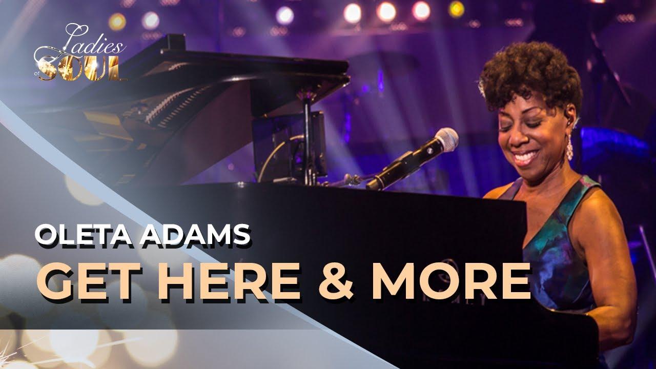 Ladies Of Soul 2017 Oleta Adams Youtube