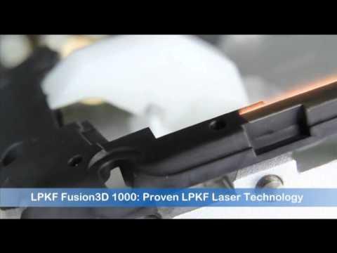 Circuit Tracks in Plastics Prototypes with ProtoPaint LDS