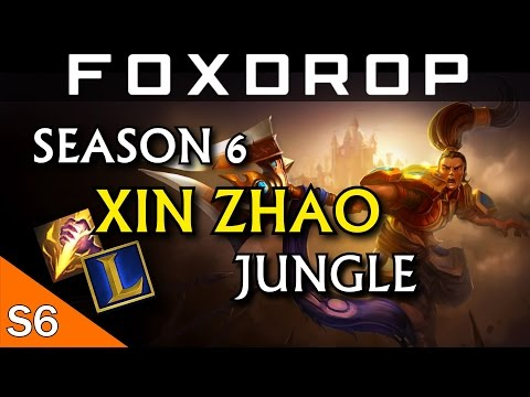 Xin Build Jungle Season