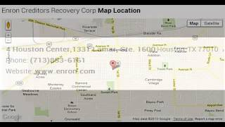 Enron Creditors Recovery Corp Corporate Office Contact Information Thumbnail