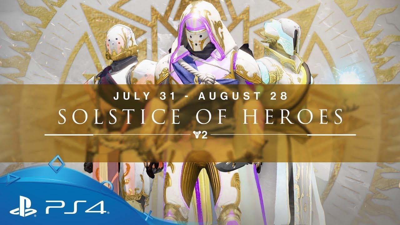 Destiny 2 | Solstice of Heroes | PS4