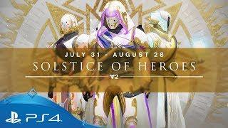 Destiny 2   Solstice of Heroes   PS4