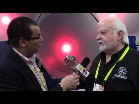 PSDtv - Craig Wycoff of Jetstream Energy talks about their solar concentrator tech