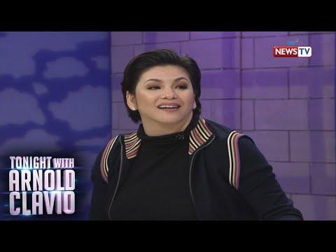 Tonight with Arnold Clavio: Fun trivia challenge with Regine Velasquez
