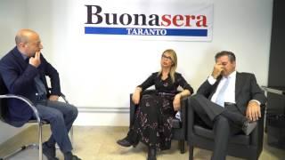 Pino Lessa e Floriana de Gennaro a confronto