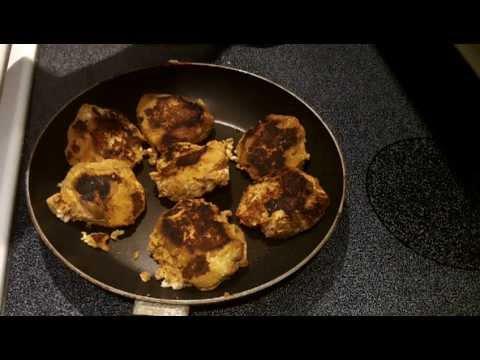 Day 743 - My Kickin' Chicken Cake Cake Recipe (No Salt, LOTS OF FLAVOR!)