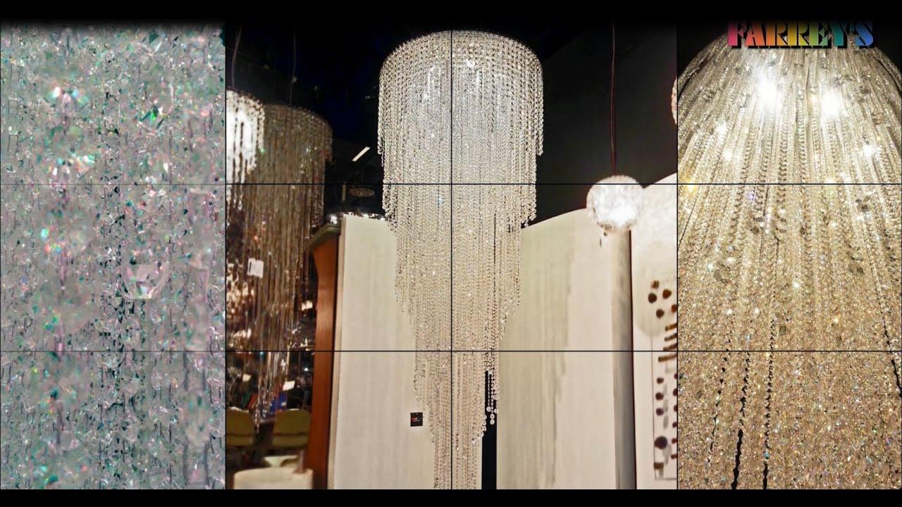 Chantant chandelier by swarovski schonbek youtube chantant chandelier by swarovski schonbek aloadofball Gallery