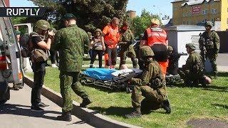 В Литве проходят военные учения с участием местных жителей