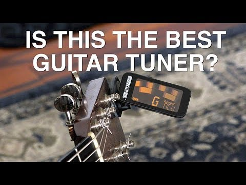 Best Guitar Tuner?
