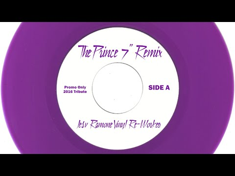 "The Prince 7"" Vinyl Remix (Jesv Ramone Re-Worked)"