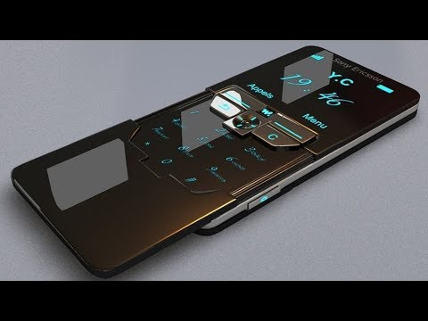 10 MOST UNUSUAL AND COOLEST SMARTPHONES