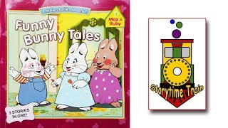 Funny Bunny Tales - Max and Ruby   Kids Books