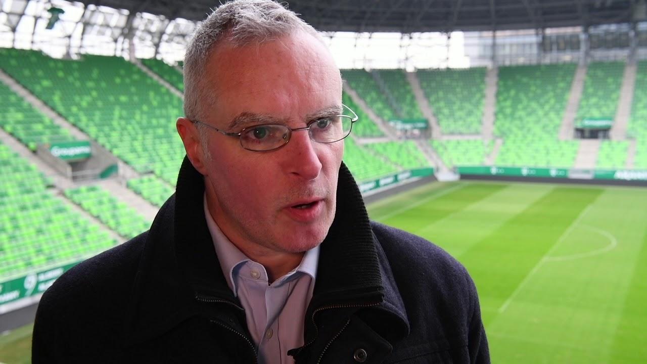 Andrew Clark, Magyarországon élő skót sportújságíró