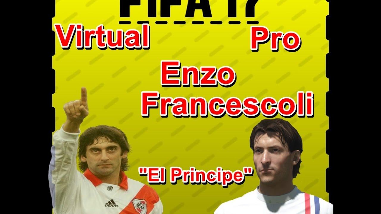 Fifa 17 Enzo Francescoli