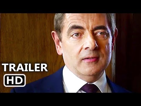 JOHNNY ENGLISH 3   2018 Olga Kurylenko, Mr Bean Movie HD