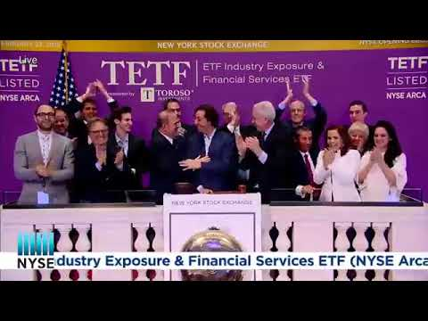 Toroso Investments Rings the NYSE Opening Bell