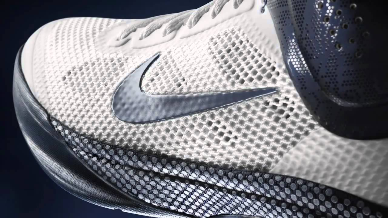93053f3a7925 Nike Zoom Hyperfuse Basketball Shoe Preview  HD  - YouTube
