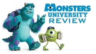Monsters University - Movie Review by Chris Stuckmann