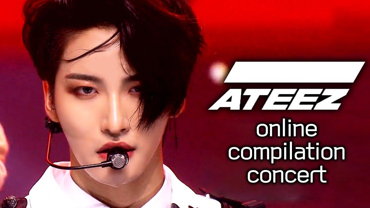 Download [ Online Compilation Concert #18 ] #ATEEZ   SINCE 2018 ~ 2021
