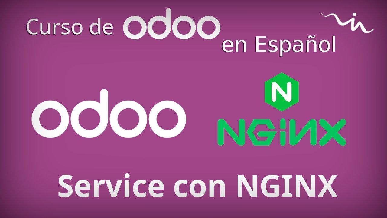Cursos Odoo - Integración Odoo con Nginx