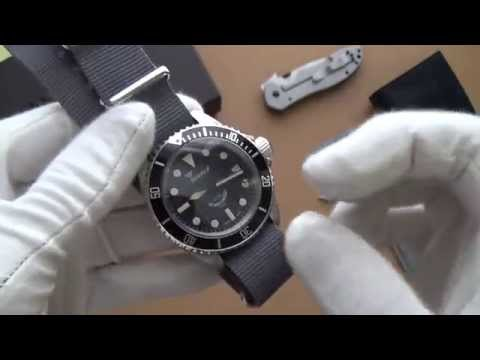 Squale Militaire 1545 Review - The Ultimate Affordable Swiss Rolex Military Submariner Alternative?