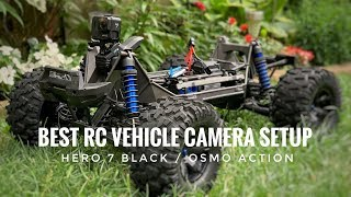 Best RC Car For Attaching A GoPro or Osmo Action