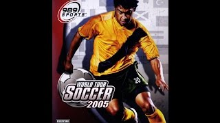 World Tour Soccer 2005 - PS2 2004 (Opening)